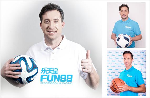 Fun88 là gì - Robbie Fowler